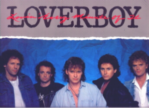 Loverboy, Lovin' Every Minute of it, 1985